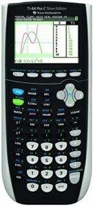 Texas Instruments TI 84 Plus C Silver Edition Grafikrechner